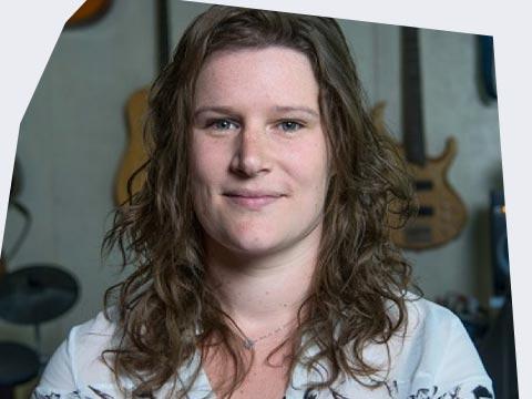 Vita van der Lijke - UX Designer hndr.app